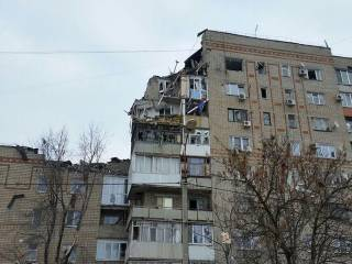 В России взорвалась очередная многоэтажка. Эвакуированы 140 человек