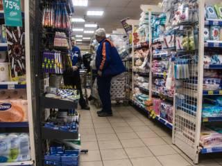 В киевском супермаркете внезапно скончался посетитель