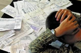 На киевлян активно подают в суд из-за долгов по коммуналке