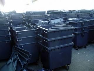 В Днепре научились квасить капусту в мусорных баках