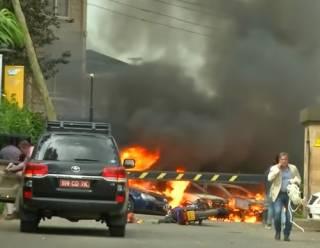Террор в Кении: исламисты устроили нападение на один из местных отелей