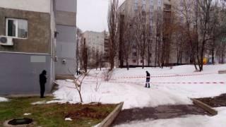 В Харькове неизвестные избили полицейского и несколько раз выстрелили ему в голову