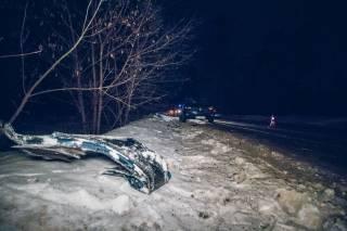 На окраине Киева произошло два кровавых ДТП