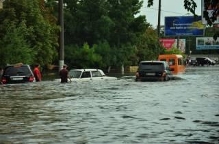 Популярные украинские курорты могут уйти под воду