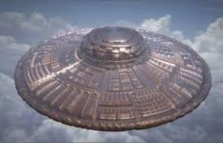 В США около загадочной «Зоны 51» на видео сняли НЛО