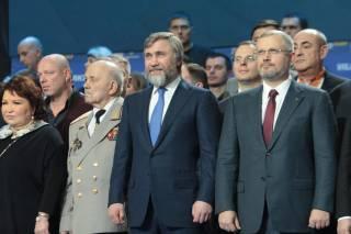 Новинский: Оппозиционный блок идет на выборы, чтобы установить мир и объединить общество