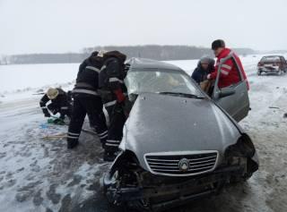 В кровавом ДТП на Кировоградщине погибли два человека