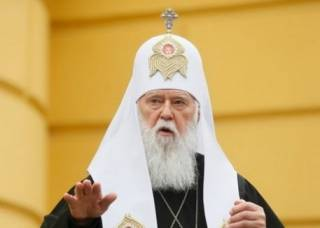 Филарет заявил, что Православная церковь Украины – «неправильное название»