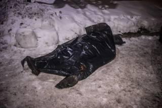 В Киеве возле супермаркета умер охранник (18+)