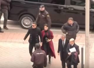 Криштиану Роналду получил условный срок и многомиллионный штраф в суде Мадрида
