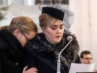 Жена мэра Гданьска назвала истинного виновника убийства своего мужа
