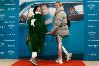 На киевскую премьеру комедии «Зеленая книга» пришли актеры «Дизель Шоу», Витовская, Кондратюк и другие известные украинцы