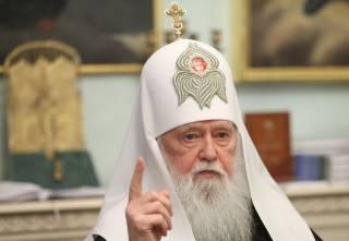 Филарет рассказал россиянам о «двоевластии в ПЦУ»