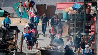 В Венесуэле бушуют массовые протесты. Среди жертв есть несовершеннолетний, – СМИ