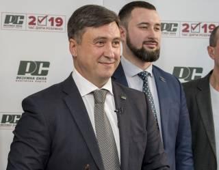 Лидер «Разумной силы» Александр Соловьев идет в президенты