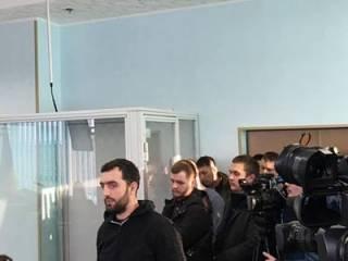 В Киеве суд определил ближайшее будущее убийцы сотрудника госохраны