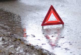 В Черкасской области грузовик с боеприпасами попал в ДТП