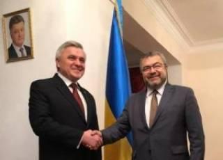 В Ереване обсудили углубление армяно-украинских отношений