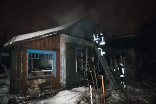 В Киеве едва не угорела компания пьяных бомжей