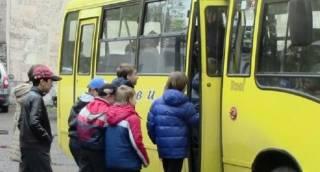 На Тернопольщине водитель маршрутки выгнал на мороз сирот, наплевав на их удостоверения