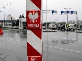 Стало известно, сколько украинцев «развернули» на польской границе в 2018 году