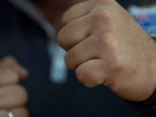 Под Ровно нарушение ПДД закончилось избиением полицейского