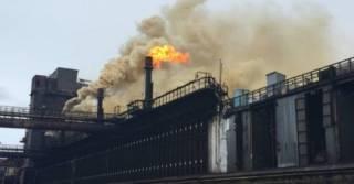 На территории «Днепровского коксохимического завода» прогремел взрыв. Пять человек госпитализированы