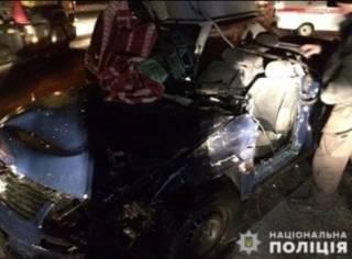 В кровавом ДТП на трассе под Киевом погибли люди