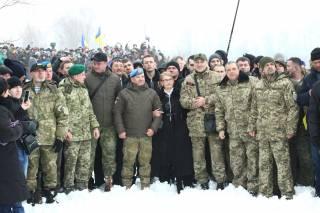 Всеукраинский союз побратимов поддержал Юлию Тимошенко