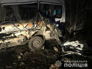 В страшном ДТП под Одессой погибли два молодых полицейских