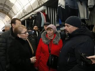 Прежде всего снизим тарифы и направим на потребности граждан украинский газ, – Тимошенко