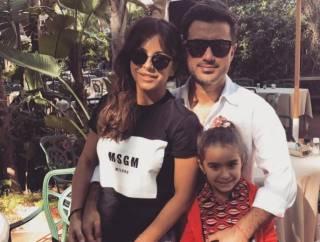 Певица Ани Лорак развелась с мужем после его измен