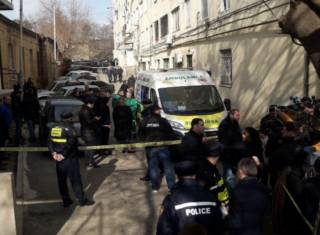 В Тбилиси взорвался второй дом за месяц – погибли люди