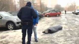 В Киеве под зданием ЦИК внезапно умер бывший нардеп