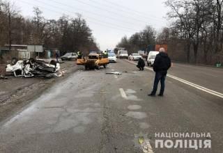 Страшное ДТП в Запорожье: погибли люди