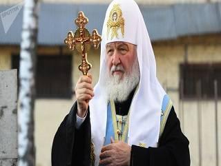 Патриарх Кирилл: Атеизм пытался загнать Церковь в гетто, но ничего не получилось