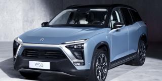 Китайский электромобиль заблокировал водителя, пытаясь обновить прошивку