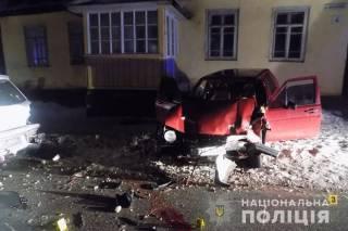 На Тернопольщине пьяный водитель сбил полицейского, остановившего совсем другой автомобиль