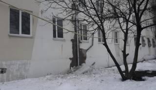 В Харькове сосулька оставила без газа жителей многоэтажки