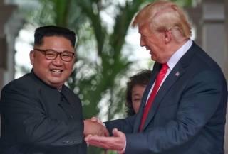 Время и место определены. Трамп рассказал о новой встрече с Ким Чен Ыном