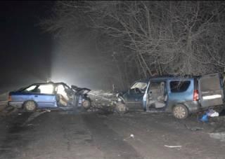Жертвами страшного ДТП в Винницкой области стали два человека