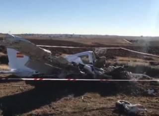 В Испании разбился частный самолет – погибла супружеская пара