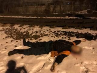 В Киеве электричка насмерть переехала работника железнодорожной станции