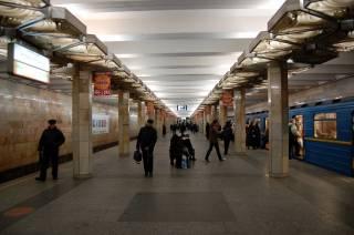 Скоро пассажиры в киевском метро будут «ждать по-новому»