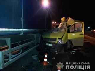 В Виннице разбился автобус с молдаванами – есть погибшие