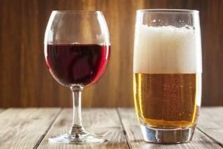 Ученые поведали, как правильно смешивать пиво и вино