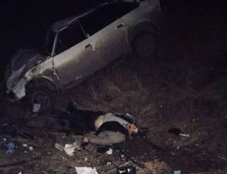 Совершив успешный налет, грабители попали в смертельное ДТП на Одесчине (18+)