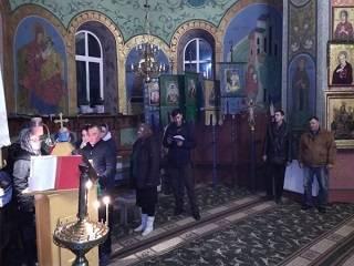 Тринадцать суток непрерывной молитвы: на Буковине православные просят у Бога мира