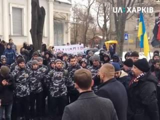 В Харькове напали на Генконсульство России