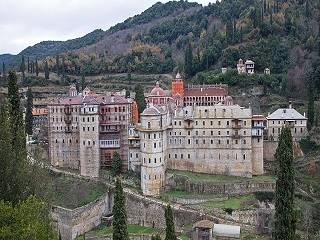 Делегацию ПЦУ не пустили в афонские монастыри Зограф и Дохиар